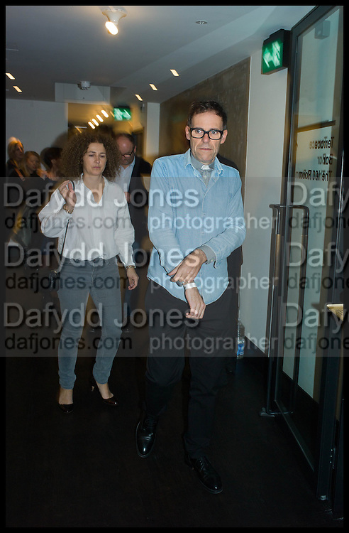 DEXTER DALWOOD, Frieze party, ACE hotel Shoreditch. London. 18 October 2014