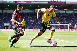 Jordan Veretout of Aston Villa in action - Mandatory by-line: Jason Brown/JMP - Mobile 07966 386802 08/08/2015 - FOOTBALL - Bournemouth, Vitality Stadium - AFC Bournemouth v Aston Villa - Barclays Premier League - Season opener
