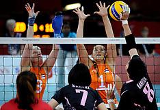 20120831 ENG: Paralympische Spelen 2012 Zitvolleybal Nederland - Japan, Londen