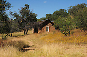 Kentucky Camp, a ghost town in the Coronado National Forest, once served miners near Sonoita, Arizona, USA.