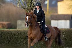 Conter Emilie, BEL<br /> Stephex Stables - Meise 2017<br /> © Hippo Foto - Dirk Caremans<br /> 14/03/17