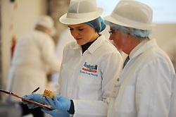 Scotch Pie Championships_Dunfermline Blcc_20-11-2019<br /> <br /> Judging <br /> <br /> (c) David Wardle | Edinburgh Elite media