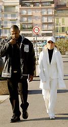 Jan 19, 2002; Cannes, FRANCE; British pop singer GERI HALLIWELL in Cannes for the 2002 NRJ Music Awards..  (Credit Image: Visual/ZUMAPRESS.com)