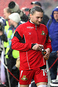 Doncaster Rovers forward Alfie May (19) prior to the EFL Sky Bet League 1 match between Doncaster Rovers and Blackburn Rovers at the Keepmoat Stadium, Doncaster, England on 24 April 2018. Picture by Mick Atkins.