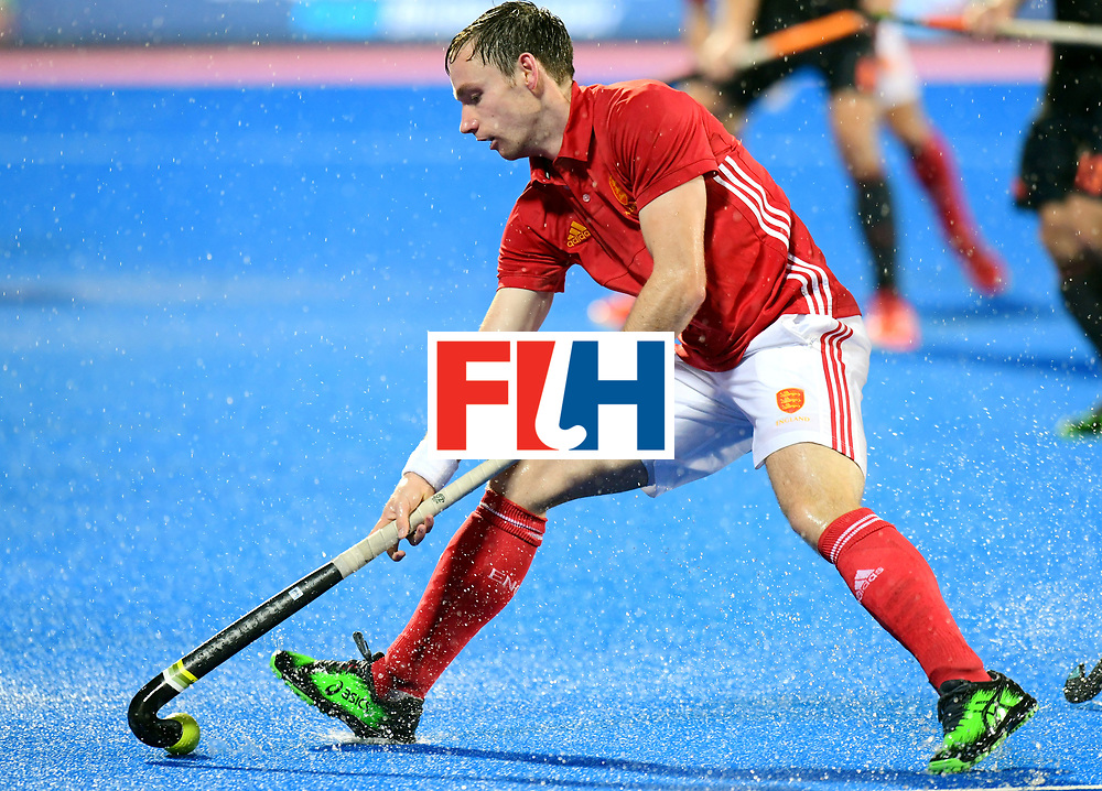 Odisha Men's Hockey World League Final Bhubaneswar 2017<br /> Match id:17<br /> England v Netherlands<br /> Foto: David Goodfield (Eng) <br /> COPYRIGHT WORLDSPORTPICS FRANK UIJLENBROEK