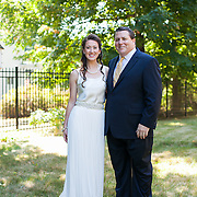Darien of Fairfield County Connecticut Backyard Wedding