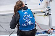 2014 Eurolymp | 470 Women | day 1