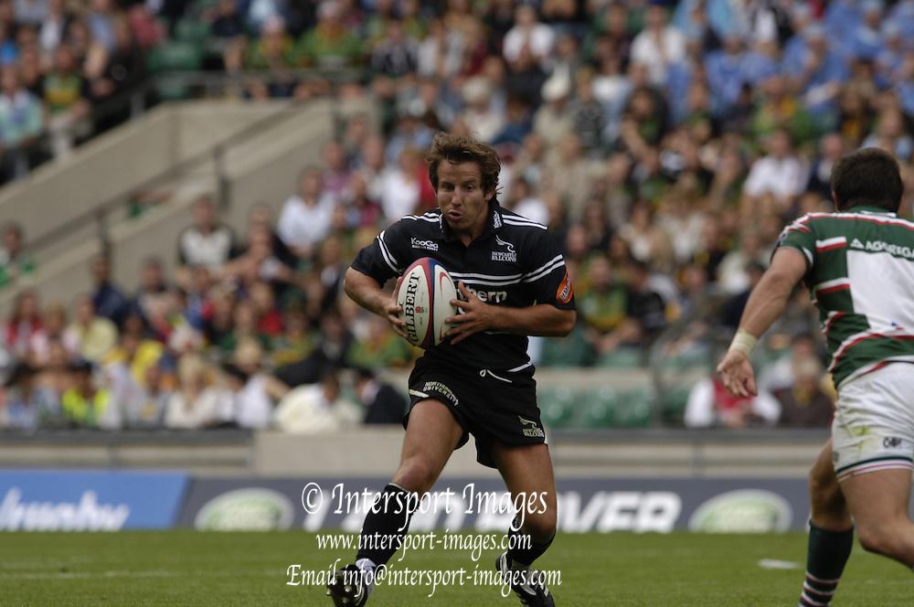 The Middlesex Sevens, Twickenham Stadium, Twickenham, GREAT BRITAIN, 12.08.2006. Rugby,  Leicester Tiger vs Newcastle Falcons.   Photo  Peter Spurrier/Intersport Images.email images@intersport-images.com...