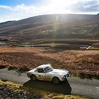 Car 15 Stephen Hall / Jonathan Hancox - Triumph TR4