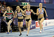 2018 SPAR British Indoor Athletics Championships - Day One - 17 February 2018
