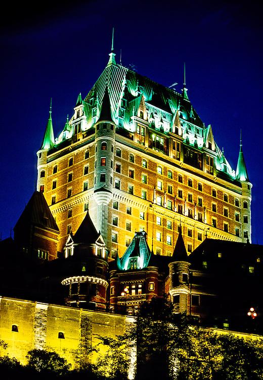 Hotel Fairmont Le Chateau Frontenac, Old Quebec City