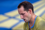 Renaud Lavillenie, France, Men's Pole Vault, during the Diamond League Meeting at Stade Charlety, Paris, France on 24 August 2019.