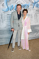 Damian Lewis and Helen McCrory, The Summer Party 2019, Serpentine Galleries, London, UK, 25 June 2019, Photo by Richard Goldschmidt