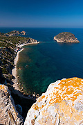 Cala Portixol, Javea, Alicante province, Costa Blanca,spain