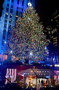 NYC: Christmas Tree Lighting At Rockefeller Center, 30 Nov. 2016