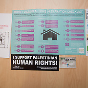 Students for Justice in Palestine holds it's annual national conference at Tufts University on October 25, 2014 in Medford, Massachusetts. (Photo by Elan Kawesch/The Times of Israel)
