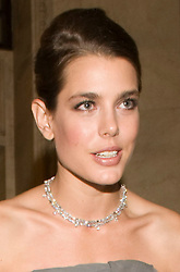 Charlotte Casiraghi during the Cartier party, Madrid, Spain, October 22, 2012. Photo by Carlos Montenegro / Sevenpixnews / i-Images...SPAIN OUT.UK ONLY