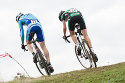 Welwyn Cyclo Cross - Eastern League, Stanborough Park, Welwyn Garden City, UK on 10 October 2015. Photo: Simon Parker