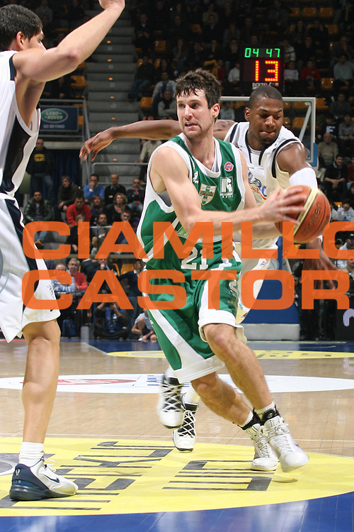DESCRIZIONE : Bologna Lega A1 2008-09 Gmac Fortitudo Bologna Air Avellino<br /> GIOCATORE : Drake Diener<br /> SQUADRA : Air Avellino<br /> EVENTO : Campionato Lega A1 2008-2009 <br /> GARA : Gmac Fortitudo Bologna Air Avellino<br /> DATA : 14/12/2008 <br /> CATEGORIA : penetrazione<br /> SPORT : Pallacanestro <br /> AUTORE : Agenzia Ciamillo-Castoria/M.Marchi