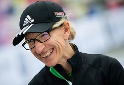 Barbara Zeleznik at Fun tek at Volkswagen 23rd Ljubljana Marathon 2018, on October 27, 2018, in Ljubljanaj, Slovenia. Photo by Vid Ponikvar / Sportida