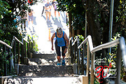 STAIR RACE<br /> <br /> Downer NZ Masters Games 2019<br /> 20190204<br /> WHANGANUI, NEW ZEALAND<br /> Photo KEVIN CLARKE CMGSPORT<br /> WWW.CMGSPORT.CO.NZ
