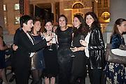 JODI ELLEN MALPAS WITH THE FMcM TEAM, Self-publishing phenomenon of 2013, Jodi Ellen Malpas celebrates the launch of  the print editions of THIS MAN at the Café Royal, London. 17 October 2013.