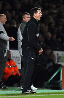 Photo: Ashley Pickering/Sportsbeat Images.<br /> Norwich City v Coventry City. Coca Cola Championship. 24/11/2007.<br /> Norwich manager Glenn Roeder shouts his orders from the sideline