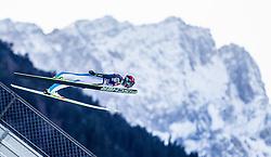 31.12.2013, Olympiaschanze, Garmisch Partenkirchen, GER, FIS Ski Sprung Weltcup, 62. Vierschanzentournee, Qualifikation, im Bild Janne Ahonen (FIN) // Janne Ahonen (FIN) during qualification Jump of 62nd Four Hills Tournament of FIS Ski Jumping World Cup at the Olympiaschanze, Garmisch Partenkirchen, Germany on 2013/12/31. EXPA Pictures © 2014, PhotoCredit: EXPA/ JFK