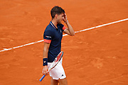 DOMINIC THIEM (AUT) during the Roland Garros French Tennis Open 2018, single Final Men, on June 10, 2018, at the Roland Garros Stadium in Paris, France - Photo Stephane Allaman / ProSportsImages / DPPI
