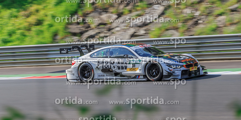 20.05.2016, Red Bull Ring, Spielberg, AUT, DTM Red Bull Ring, Freies Training, im Bild Tom Blomqvist (GRB, BMW M4 DTM) // during the DTM Championships 2015 at the Red Bull Ring in Spielberg, Austria, 2016/05/20, EXPA Pictures © 2016, PhotoCredit: EXPA/ Dominik Angerer