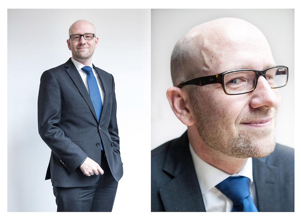DEU Deutschland Germany Berlin    Peter Tauber, CDU-Generalsekretär, in der Parteizentrale.