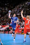 DESCRIZIONE : France Tournoi international Paris Bercy Equipe de France Homme France Islande 17/01/2010<br /> GIOCATORE : Karabatic Nikola<br /> SQUADRA : France<br /> EVENTO : Tournoi international Paris Bercy<br /> GARA : France Islande<br /> DATA : 17/01/2010<br /> CATEGORIA : Handball France Homme Action<br /> SPORT : HandBall<br /> AUTORE : JF Molliere par Agenzia Ciamillo-Castoria <br /> Galleria : France Homme 2009/2010 <br /> Fotonotizia : France Tournoi international Paris Bercy Equipe de France Homme France Islande 17/01/2010 <br /> Predefinita :
