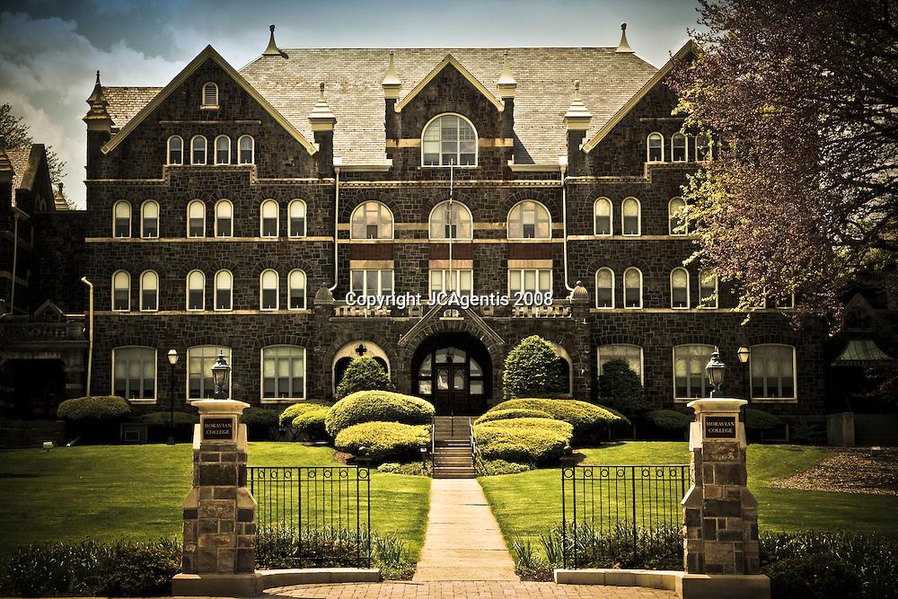 Moravian College 2008. Bethlehem, PA