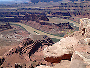 Dead Horse Point, a Utah State Park, is located just a few miles from Canyon Lands National Park...and...well worth visiting!<br />