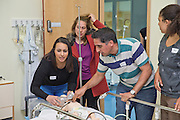 BSUH, RACH and KSS Children's Simulation Exercise held on 29 April 2016 organised by Dr Susie Pawley 'The Day the Simulator Died Simulation Education Day'