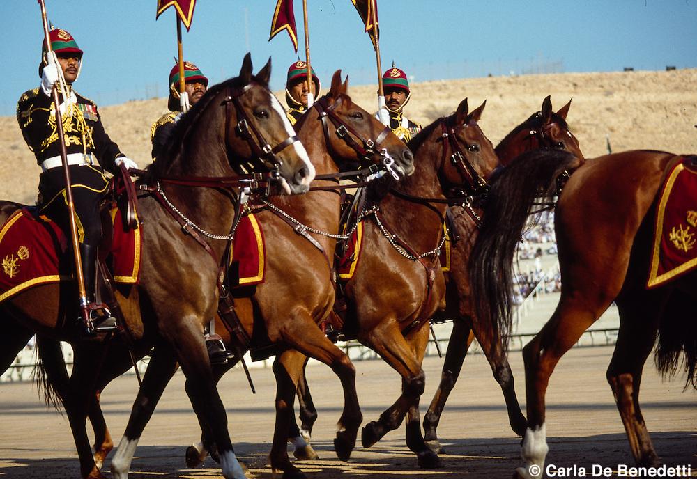 Royal Guards, National Day Celebrations