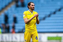 Edward Upson of Bristol Rovers - Mandatory by-line: Robbie Stephenson/JMP - 07/04/2019 - FOOTBALL - Ricoh Arena - Coventry, England - Coventry City v Bristol Rovers - Sky Bet League One