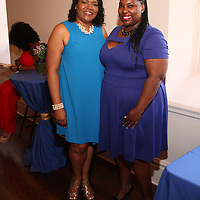 Dr. LaTonia Collins Smith, Sabrina Brown