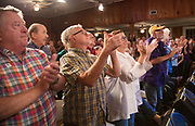 100th performance of the Abita Springs Opry at Abita Springs Town Hall on September 21, 2019; photo ©2019, George H. Long
