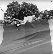 Ashton Court Festival Bristol. 1995