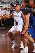 DESCRIZIONE : Cagliari Qualificazione Eurobasket 2009 Serbia Italia <br /> GIOCATORE : Massimo Bulleri <br /> SQUADRA : Nazionale Italia Uomini <br /> EVENTO : Raduno Collegiale Nazionale Maschile <br /> GARA : Serbia Italia Serbia Italy <br /> DATA : 20/08/2008 <br /> CATEGORIA : Palleggio <br /> SPORT : Pallacanestro <br /> AUTORE : Agenzia Ciamillo-Castoria/S.Silvestri <br /> Galleria : Fip Nazionali 2008 <br /> Fotonotizia : Cagliari Qualificazione Eurobasket 2009 Serbia Italia <br /> Predefinita :