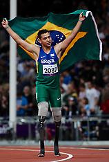 London 2012 Paralympics 2-9-12