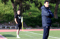 Fifa Womans World Cup Canada 2015 - Preview //<br /> Cyprus Cup 2015 Tournament ( Gsz Stadium Larnaca  - Cyprus ) - <br /> Canada vs South Korea 1-0  //  John Herdman - Coach of Canada