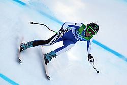 Olympic Winter Games Vancouver 2010 - Olympische Winter Spiele Vancouver 2010, Alpine Skiing (Ladies' Super Combined), Maria Belen SIMARI BIRKNER (ARG) *Photo by Malte Christians / HOCH ZWEI / SPORTIDA.com.