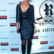 NLD/Amsterdam/20130916 -  Modeshow Jos Raak in het Conservatorium hotel, Liza Sips