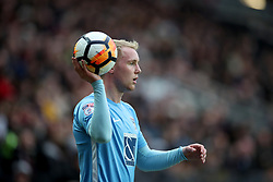 Coventry City's Jack Grimmer during the   Emirates FA Cup Fourth Round match at Stadium MK Milton Keynes