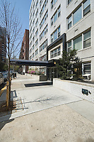 Patio at 525 East 82nd Street