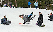 Sledding Party 26Feb13