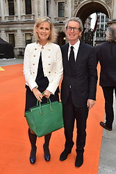 David Montgomery and Sophie Montgomery at the Royal Academy of Arts Summer Exhibition Preview Party 2017, Burlington House, London England. 7 June 2017.