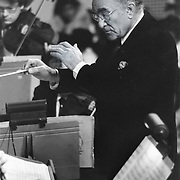 Harry Ellis Dickson, Associate Conductor of the Boston Pops, member of the BSO string section, inventor of children's concerts.